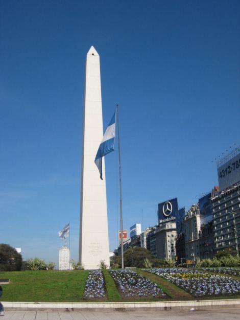 Buenos-Aires-Obelisk