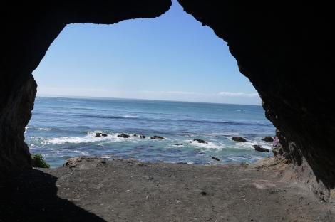 Cave Landing
